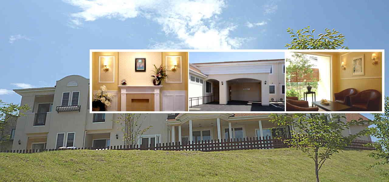 玉名市中心部と玉名温泉にほど近く、<br /> 利便性と静けさをバランスよく整えた有料老人ホームです。